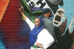 Sy Smith and I in D.C. • Photo by Julius Prince (Apr. 2012)