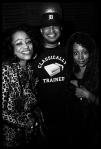 Miki Howard, Me and Sy Smith in LA • Photo by Kris Perry (Jan. 2012)