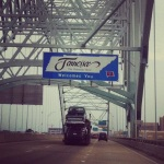 On the way to Memphis (Sept. 2012)