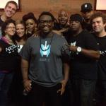 The +FE Family in Phoenix after wrapping up the 'Authenticity' Tour, October 2012