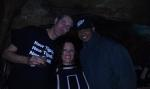 Nicolay, Butta of SoulBounce.com & I in D.C. (Feb. 2012)