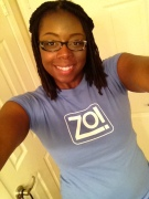 @Sophia1922 with de Zo! shirt