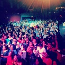 Full House in Atlanta for +FE (Oct. 2013)