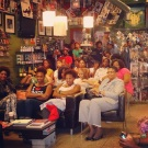 Live interview/meet and greet at Moods Music in Atlanta (Aug. 2013)