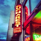 One of my FAVORITE spots in Detroit... Bucharest Grill. (June 2013)
