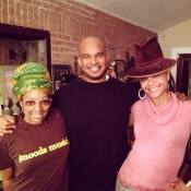 With Sy Smith and Joi in LA