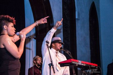 Carmen and I • Photo by Artige Photography