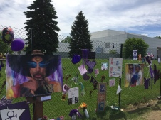 """""""Paisley Park is in your heart,"""" Chanhassen,MN •06.02.16"""