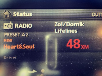 """Lifelines"" on Heart & Soul SiriusXM (Ch. 48)"