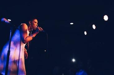 In LA, 11.11.16 • Photo by Justin Washington