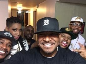 Crew Shot at 'Acoustic & Personal' in Atlanta, GA • 12.17.16